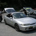 あさま隠山岳ラリー2008の写真