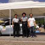全日本ラリー「モントレー2014in群馬」参戦結果ご報告